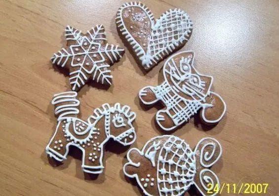 Lucčiny perníčky ihned měkké – velikonoční, vánoční
